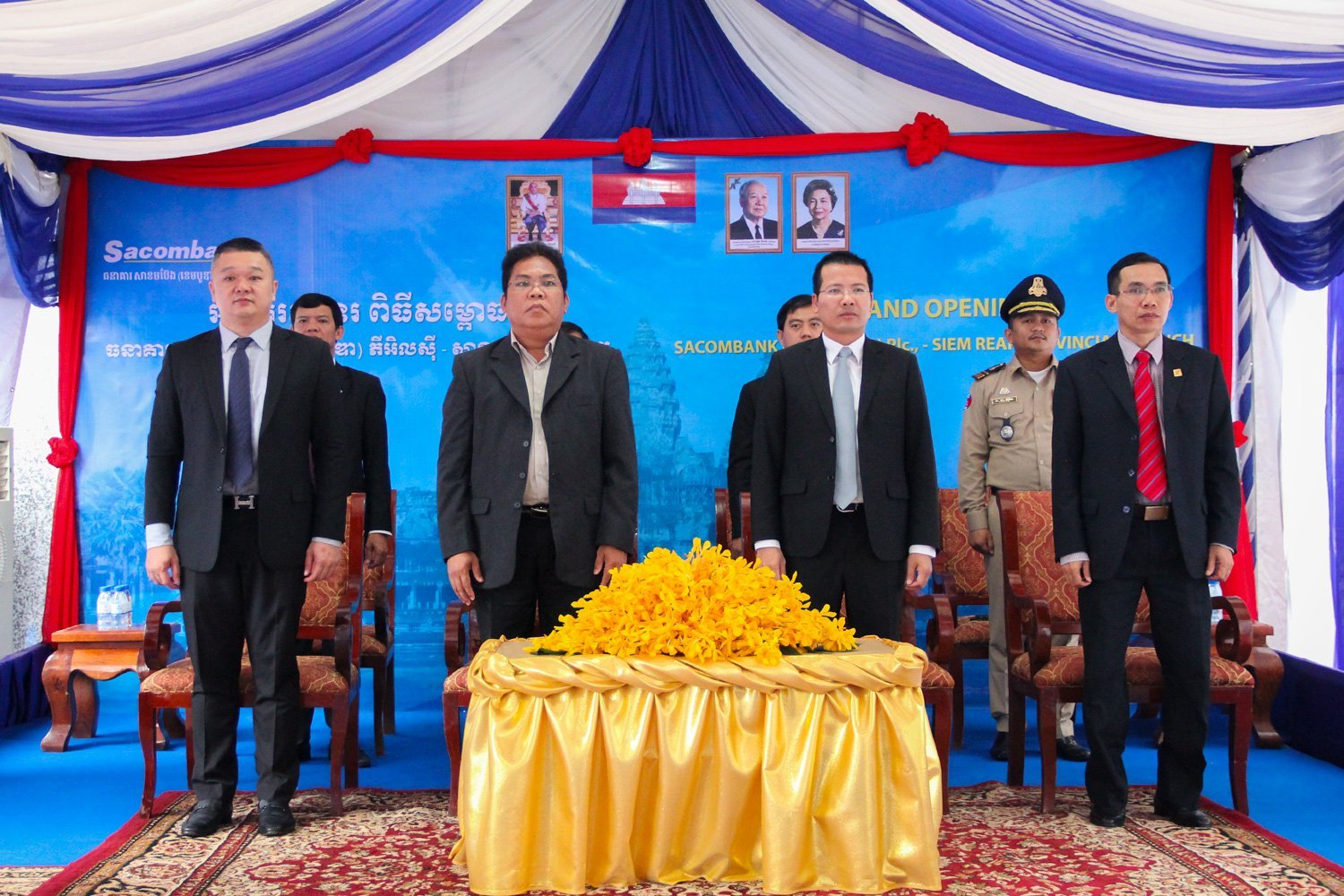 Grand Opening its 9th business location in Cambodia- Siem Reap Branch